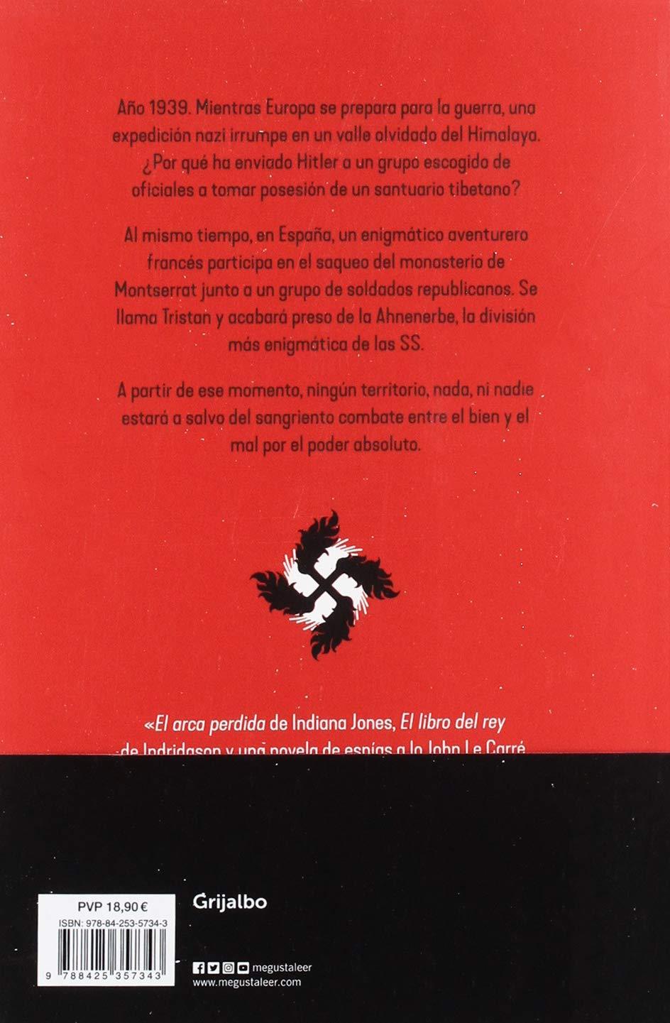 El triunfo de las tinieblas (Trilogía Sol negro 1): Amazon.es: Giacometti, Eric, Ravenne, Jacques, Paz Pruneda Gozálvez;: Libros