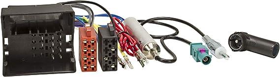 Tomzz Audio 7057 006 Radio Adapter Kabel Kompatibel Mit Elektronik