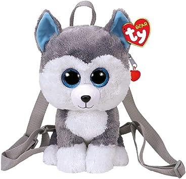 TY – ty95007 – Peluche – Mochila Slush – El perro, 50 cm , color/modelo surtido: Amazon.es: Juguetes y juegos