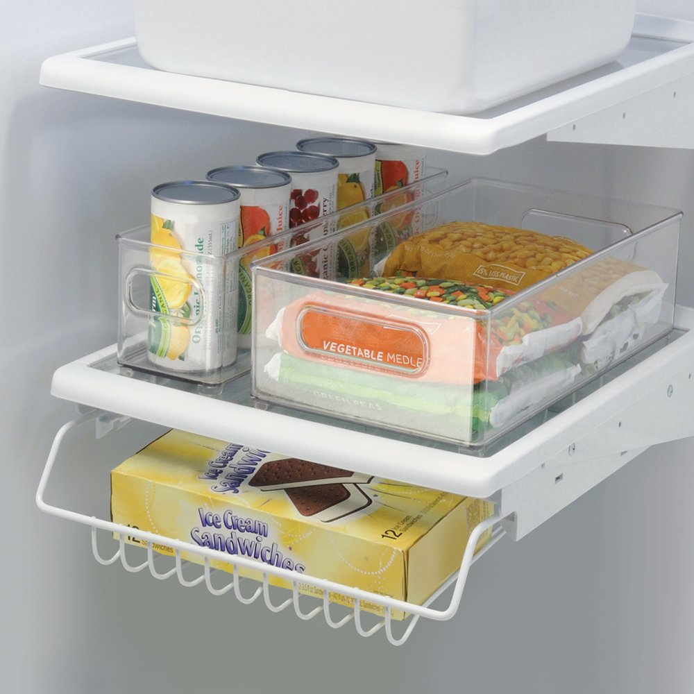 InterDesign FridgeFreeze Binz Storage Boxes Stackable Kitchen