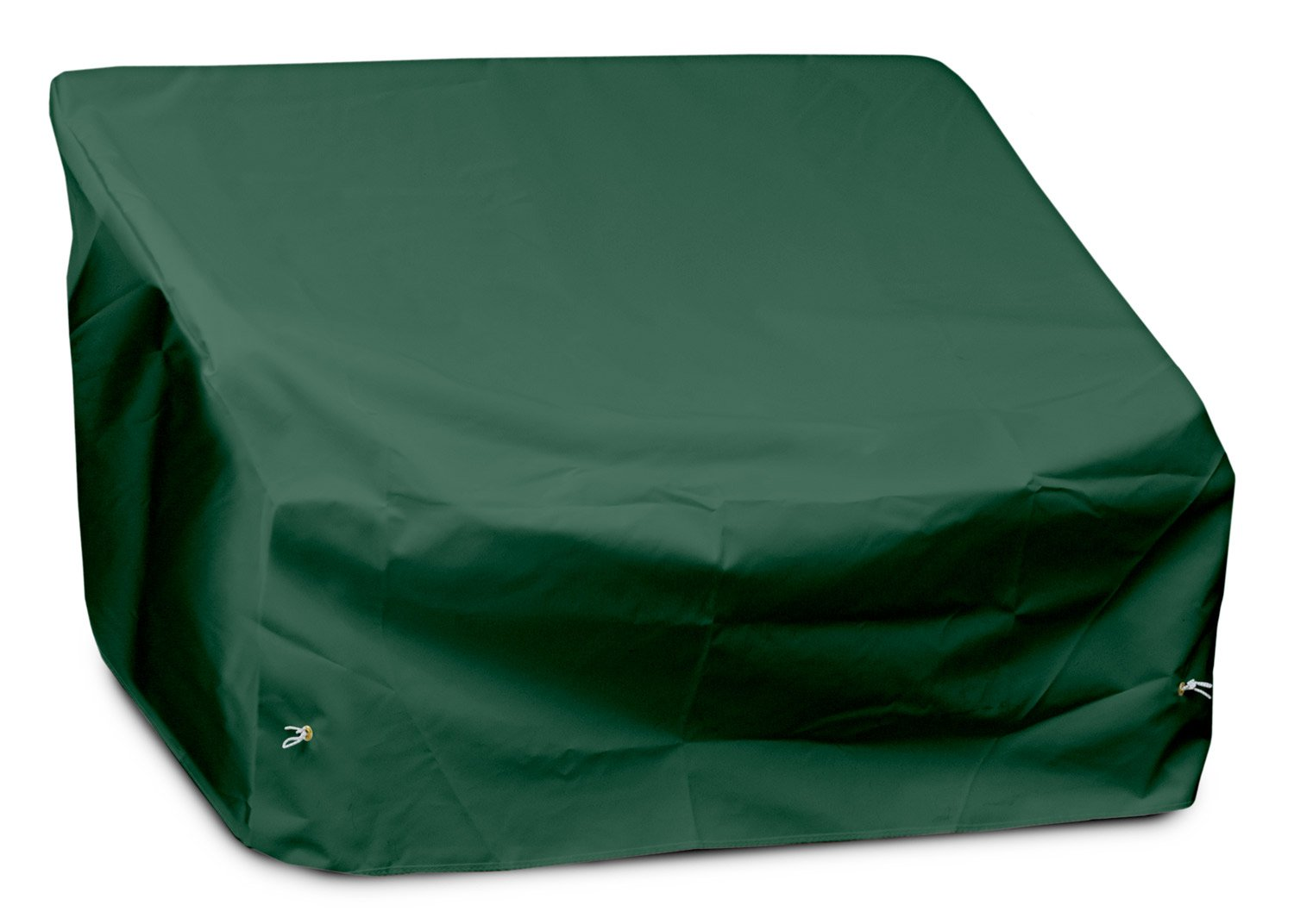 KoverRoos Weathermax 69147 Loveseat/Sofa Cover, 51-Inch Width by 33-Inch Diameter by 33-Inch Height, Forest Green by KOVERROOS (Image #1)