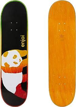 Enjoi Rasta Veneer R7 Skateboard