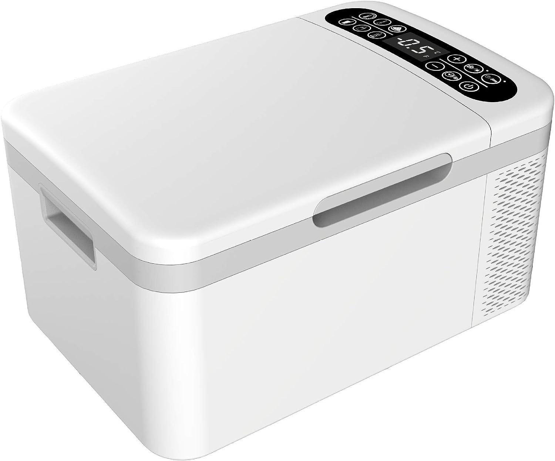 Congelador portátil de 10 litros para compresor de refrigerador ...