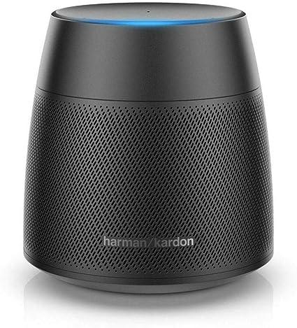 Harman Kardon Astra Bluetooth Speaker w/Amazon Alexa Voice Assistant 9  Sound - New
