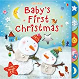 Baby's First Christmas Bb W/Cd