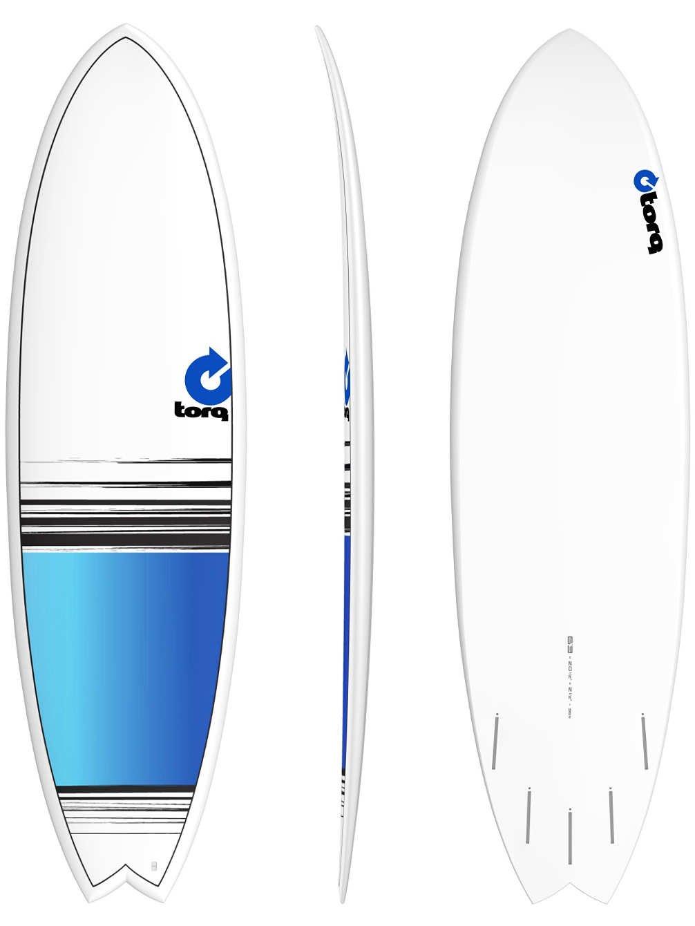 Tabla de Surf Torq Tet 6.3 Fish Tabla de Surf: Amazon.es: Deportes y ...