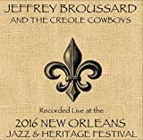 Broussard / Creole /   Live At JazzFest 2016 - New Orleans Jazz & Heritage Festival