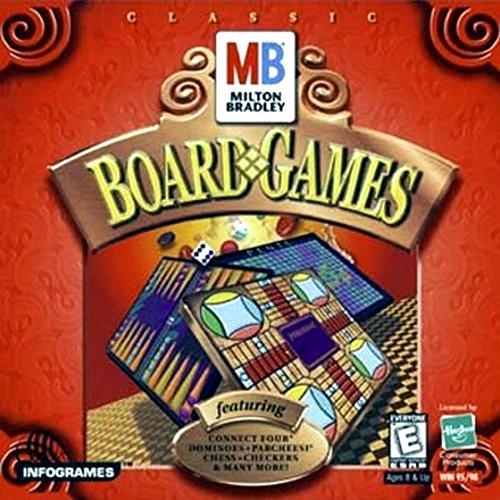 Milton Bradley Hasbro - Milton Bradley Board Games