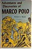 img - for Adventures and Discoveries of Marco Polo (World Landmark Book, W3) book / textbook / text book