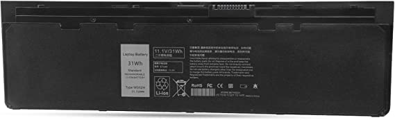 31W Laptop Battery for Dell Latitude Notebook Ultrabook E7240 E7250