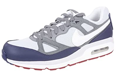 18bb9e394 Nike Air Max Span Text Navy Grey Mens Trainers Size 12 UK  Amazon.co ...
