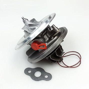 ispeedytech cartucho de GT1749V Turbo turbina del turbocompresor para Croma II Stilo / H Signum Vectra C B Turbo turbina del turbocompresor láser Core ...
