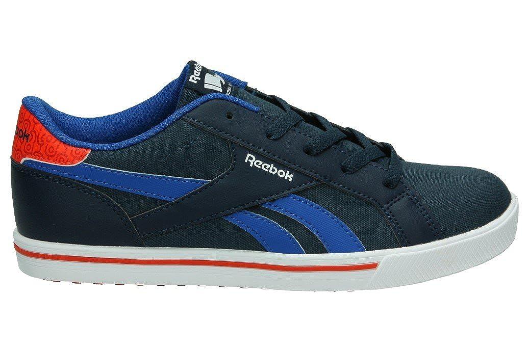 Reebok BD2501, Zapatillas de Tenis Unisex Adulto, Varios Colores (Collegiate Navy/Awesome Blue/Wht/Primal), 38 EU