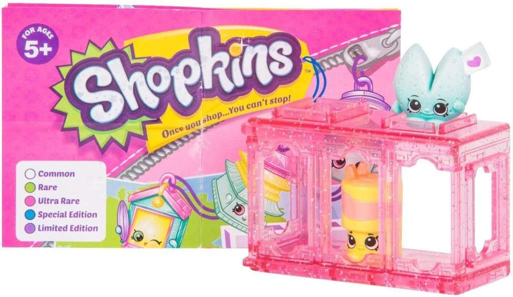 Shopkins World Vacation ASIA Season 8 Blind Box 2-Pack
