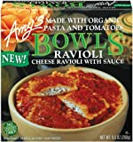 Amy's Ravioli Bowl, Organic, 9.5-Ounce Boxes (Pack of 12)