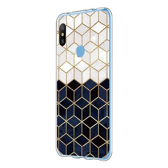 purchase cheap 9f82e 17691 Amazon.com: Xiaomi Redmi Note 6 Pro Case, Crystal Clear Slim Soft ...