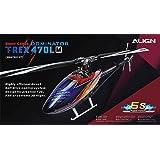 ALIGN RH47E01XW T-REX 470LM Super Combo