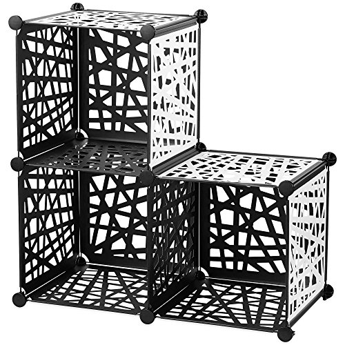 stylish-reversible-black-white-3-compartment-storage-cube-grid-30-l-x-15-w-x-30-h