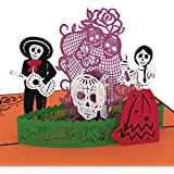Lovepop Day of the Dead Pop Up Card