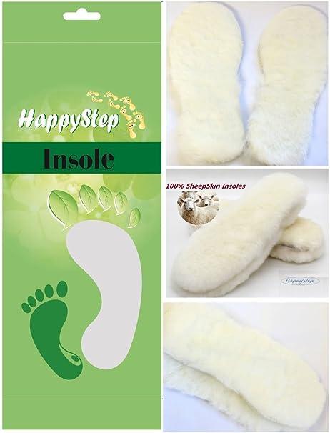 Genuine Australian Lambskin Insoles Super Comfort