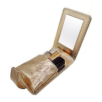 Amazon.com: Funda de lápiz labial brillo de labios bolsa de ...