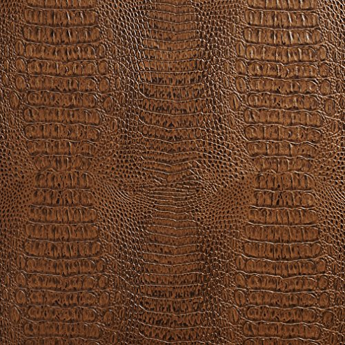 desert-brown-reptile-skin-texture-vinyl-upholstery-fabric-by-the-yard