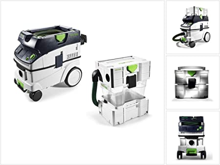 Festool CTL 26 E CLEANTEC Aspirateur mobile (574947) +
