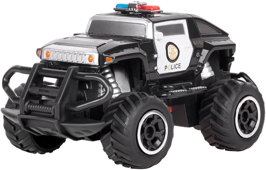Rebel ZAB0113 Mini Ferngesteuertes Modellauto Police