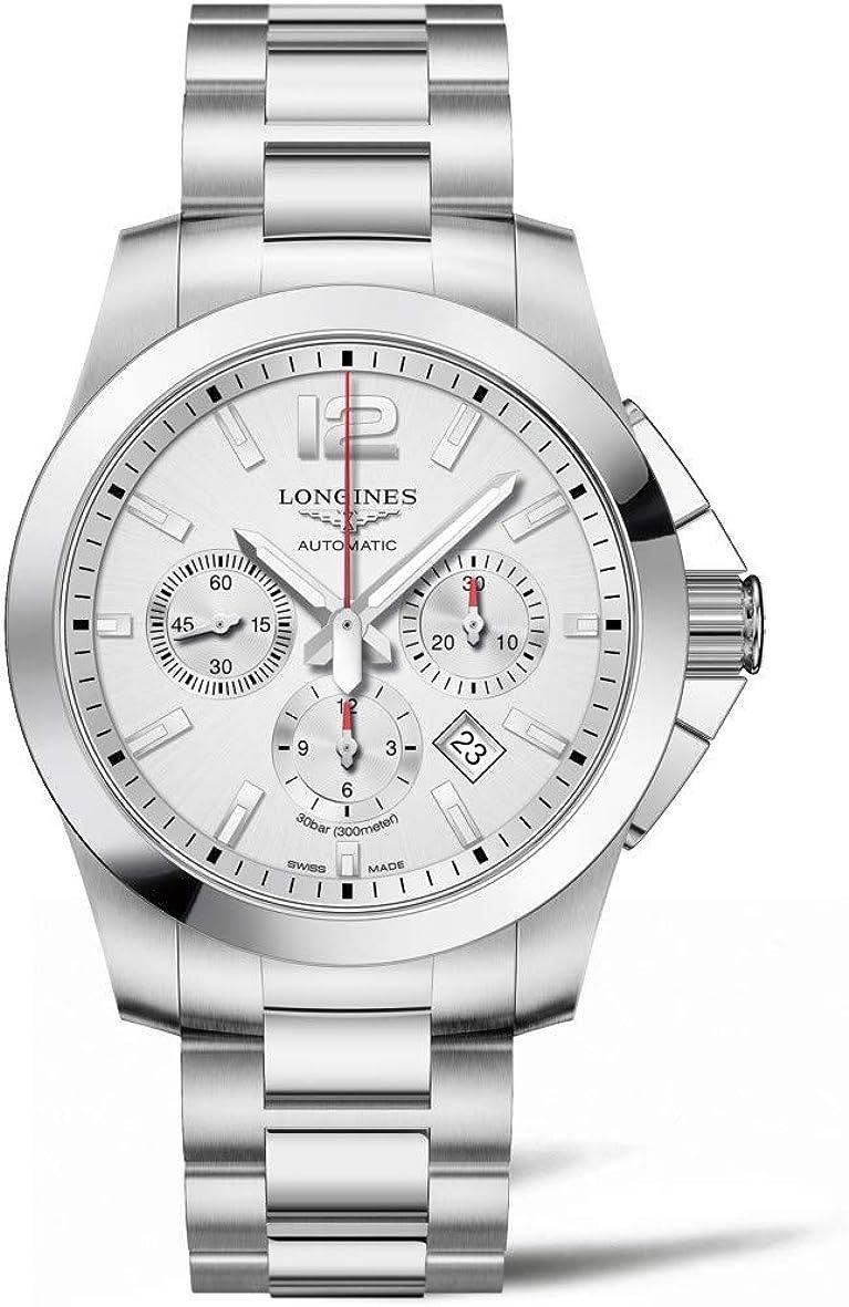 Longines Conquest Chronograph Automatic Men's Watch L38014766