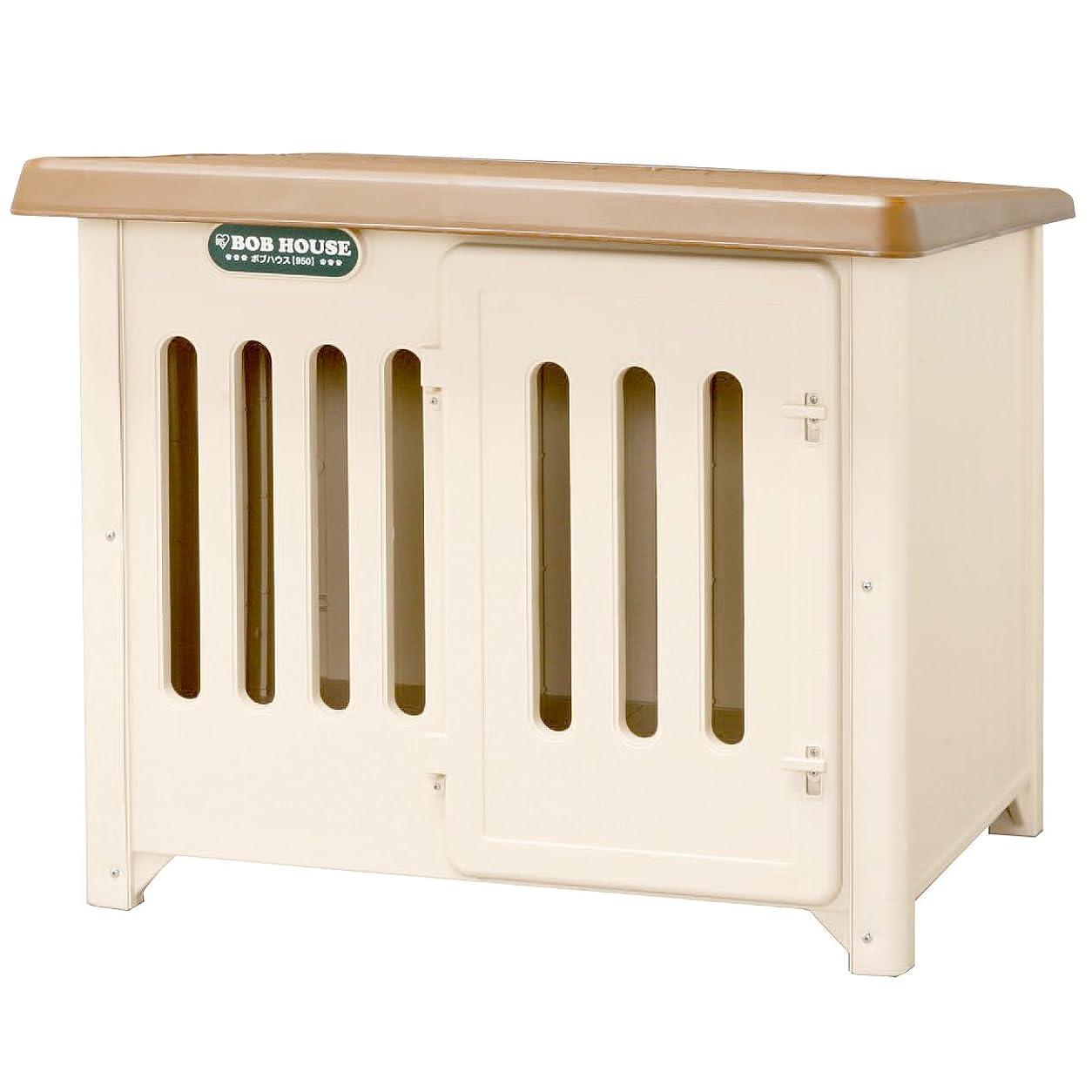 キャロラインよく話される頻繁に木製サークル犬小屋 DHDX007