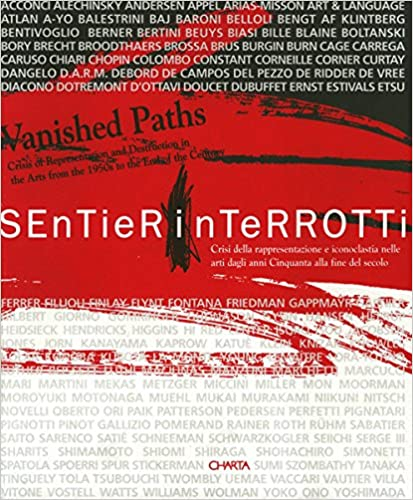 Free Download Of Audio Book Vanished Paths Crisis Representation And Destruction In The Arts