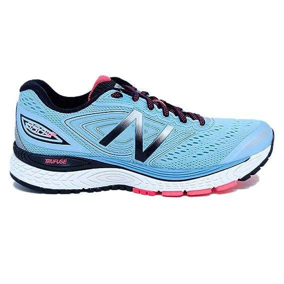 New Balance W880 V7 Running Mujer, Azul (41.5 EU): Amazon.es