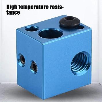 Bloque Calefactor, Accesorios de Impresora 3D Calentador de Bloque ...