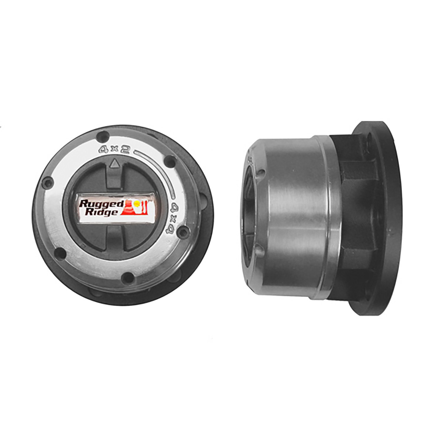 Amazon.com: Rugged Ridge 15001.39 30 Spline Internal Mount Manual Locking  Hub: Automotive