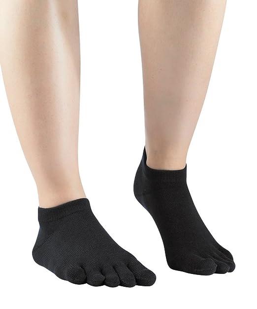Knitido Everyday Essentials Sneaker | Calcetines Tobilleros con dedos en algodón, uso cotidiano y tiempo libre: Amazon.es: Ropa y accesorios