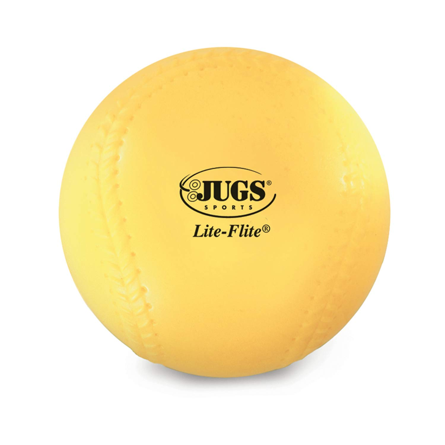 "Jugs Lite-Flite Baseballs (One Dozen) , Optic Yellow , 9-inch                Jugs Toss Machine                Jugs T - Pro Style Batting Tee, Will Not Tip Over, 24"" - 46"" Adjustment Range for High and Low Tee Drills, Patented Grip-N-Go Handle, Always-Feel-The-Ball Flexible Top, 1-Year Guarantee                Jugs Sting-Free Dimpled Softballs (One Dozen)"