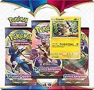Triple Pack Pokémon Morpeko Espada e Escudo 1