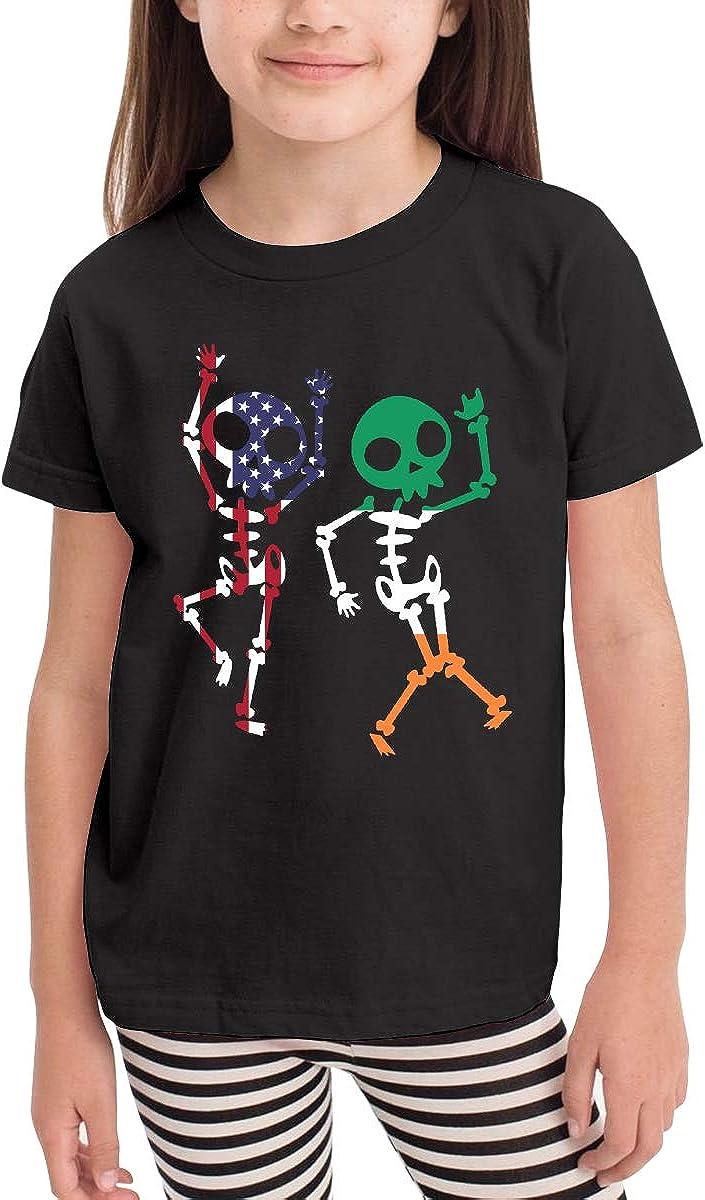 Malcolm Eddie Unisex Kids Short Sleeve A-Phmau T-Shirts Boys /& Girls Summer Tee