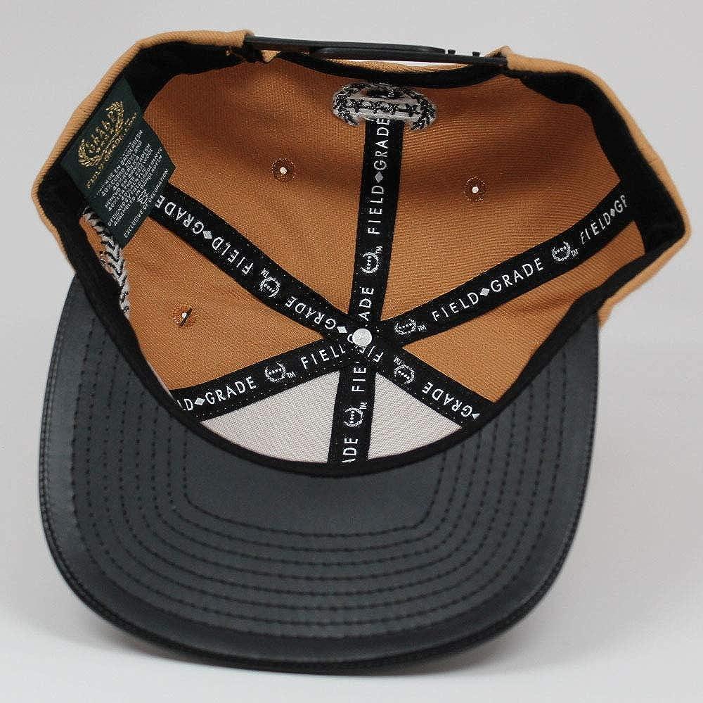 d953f407293 FIELD GRADE OG Snapback (Black Gold) at Amazon Men s Clothing store