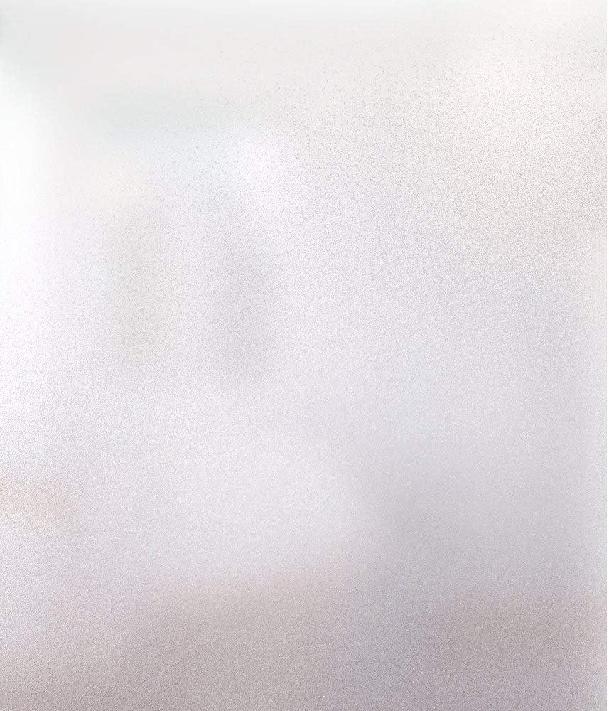 rabbitgoo Vinilo para Ventana Privacidad Pegatina Translúcida Adhesiva Decorativa del Vidrio Autoadhesiva con Electricida Estática para Baño Despacho Cocina Control de Calor y Anti UV 60x200CM