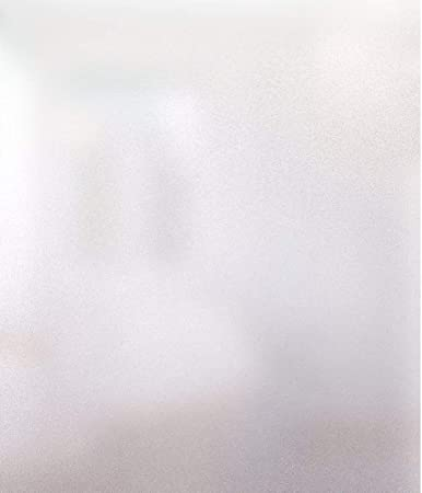 91/x 900/cm Film autocollant pour fen/être effet verre givr/é. Film couleur verre d/époli