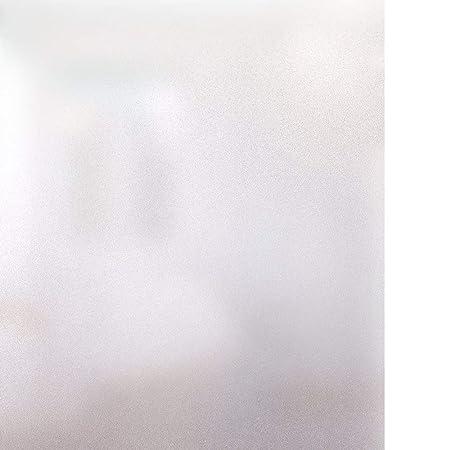 Rabbitgoo® Privacy Window Film Frosted Window Stickers Anti-UV Films on