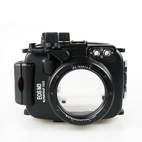 Market&YCY 40M / 130ft cámara subacuática de la cámara Impermeable ...