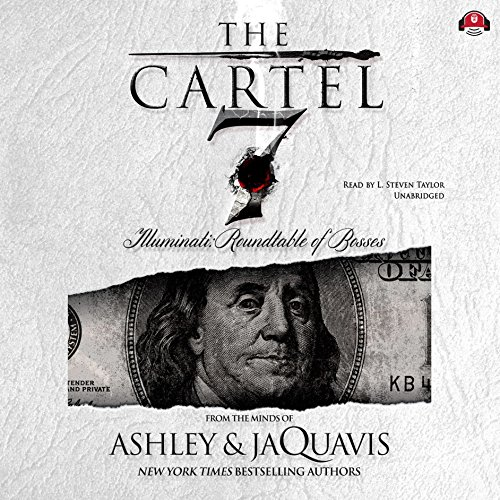 Illuminati: Roundtable of Bosses: The Cartel, Book 7 Audiobook [Free Download by Trial] thumbnail