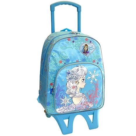 Disney Frozen Soy Luna Mochila Escolar con Ruedas Toy Bags 027