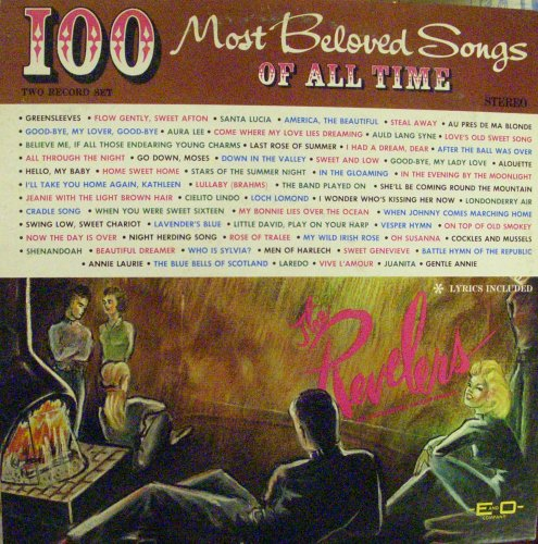 100 Most Beloved Songs Of All Time