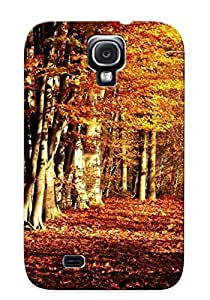 Improviselike Premium Galaxy S4 Case - Protective Skin - High Quality Design For Christmas's Gift