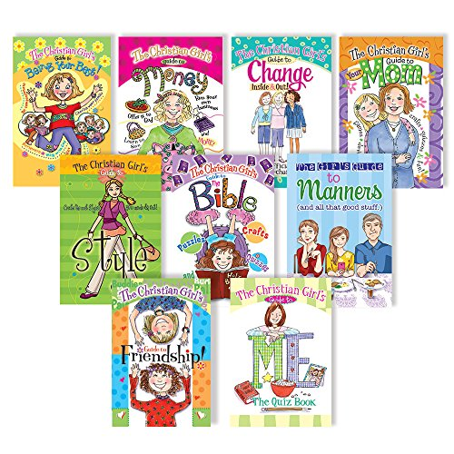 Christian Girls Guide 10 Book Devotional Bundle (Includes Girl's Guide to Being Your Best, Girl's Guide to Friendship, Girl's Guide to the Bible, ... to Change, Girl's Guide to Style, and more!)