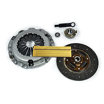 Amazon.com: EFT PREMIUM CLUTCH KIT 88-92 MAZDA 626 MX-6 89-92 FORD PROBE GT 2.2L TURBO: Automotive