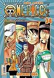 capa de One Piece - Volume 34